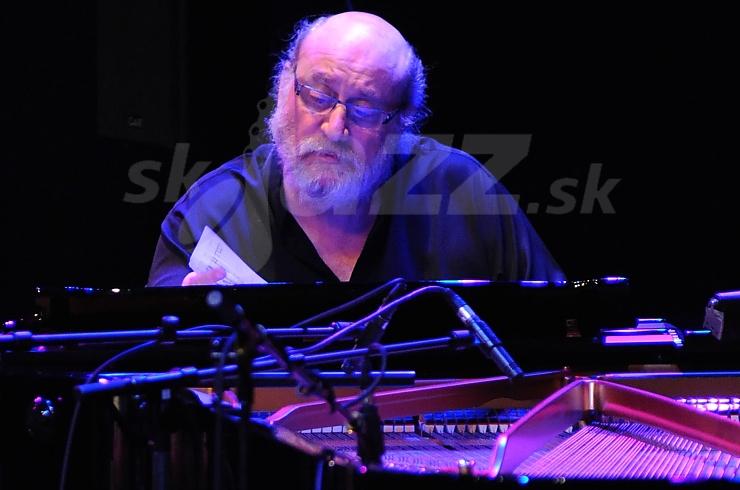 y Emler, Andy Emler Megaoctet, WDR 3 Jazz Fest 2014 © Patrick Španko