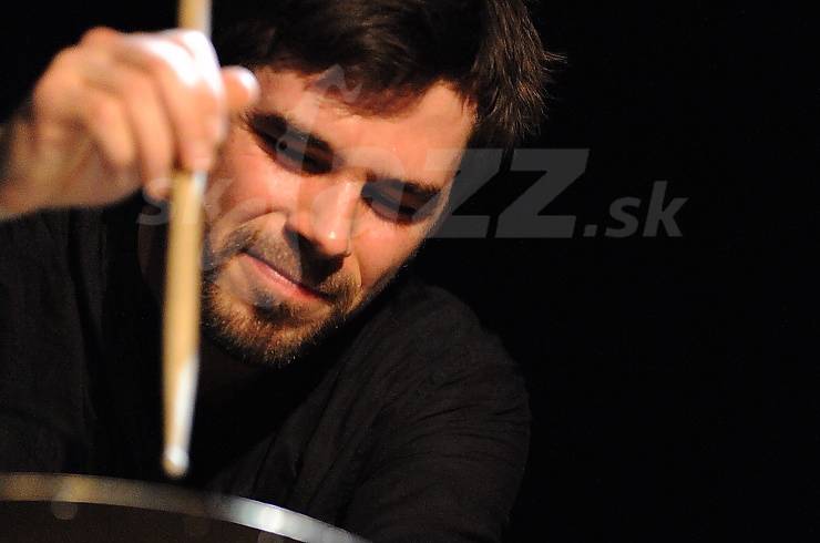 Jonas Burgwinkel, WDR 3 Jazz Fest Gütersloh 2014 © Patrick Španko