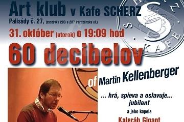 BA - 60 Decibelov Martina Kellenbergera !!!