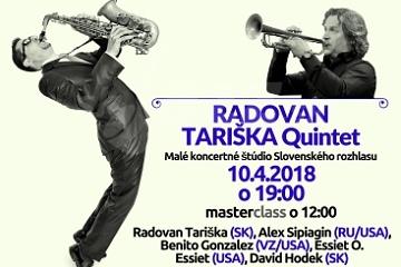 BA - Radovan Tariška Quintet !!!