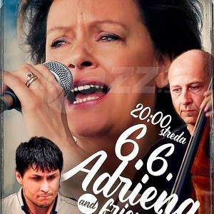 BA – Adriena Bartošová & friends !!!