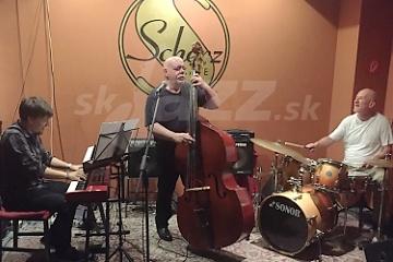 BA: Anton Jaro Trio aj s hosťom !!!