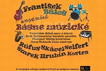 BA: Jazz a básne múzické !!!