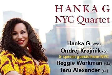 BA – Hanka G NYC Quartet !!!