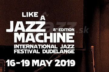 8. Like A Jazz Machine !!!