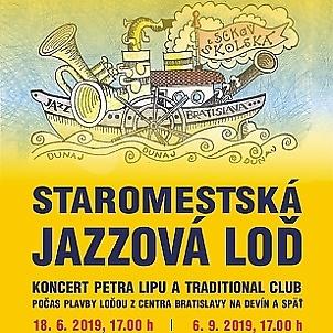 BA - Staromestská jazzová loď 2019 !!!