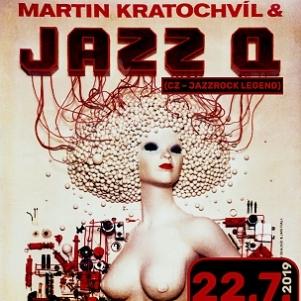 BA: Múzeum obchodu – Martin Kratochvíl & Jazz Q !!!