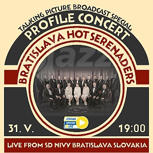 Orchester Bratislava Hot Serenaders sa vracia na pódium !!!