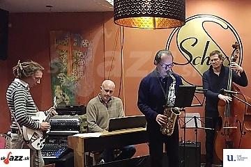 BA: Jam session na známom mieste v Kafe Scherz !!!