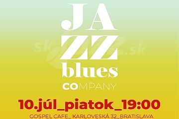 BA: Gospel Cafe - Jazz Blues Company !!!