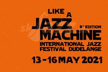 Like A Jazz Machine 2021 !!!