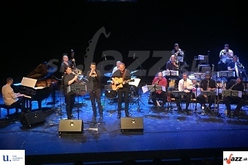 3x Matúš Jakabčic CZ-SK Big Band !!!