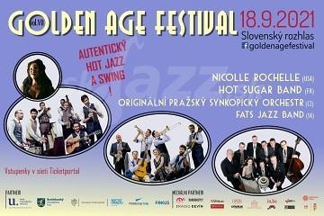Golden Age Festival - cestovanie v čase !!!