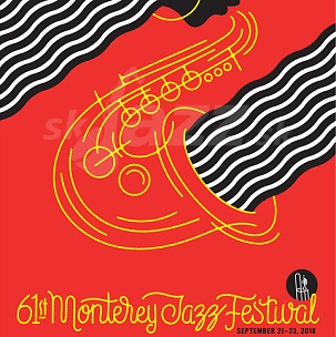 61. Monterey Jazz Festival 2018 !!!