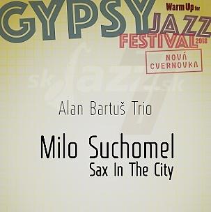 Gypsy Jazz Festival - warm-up párty v Novej Cvernovke !!!