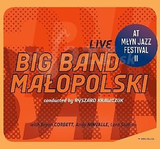 CD Big Band Małopolski - Live at Młyn Jazz festival II