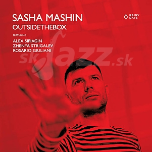 CD Sasha Mashin – Outsidethebox