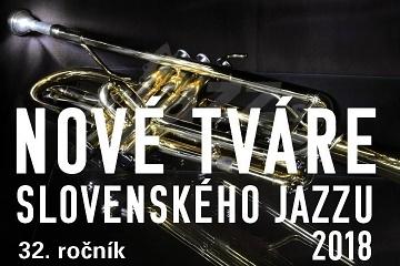 Kto postúpil do finále súťaže Nové tváre slovenského jazzu 2018 ???