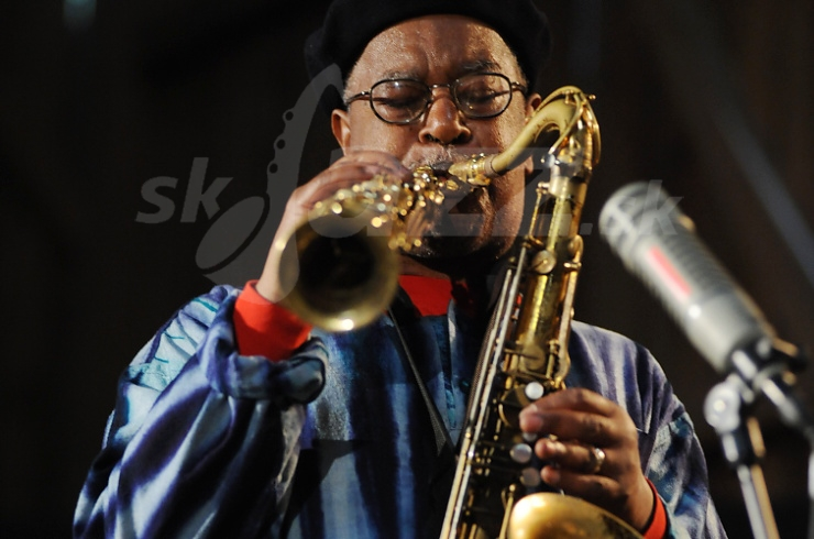 Saxofonista Ari Brown !!!