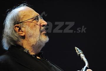 Saxofonista a klarinetista Gianluigi Trovesi !!!
