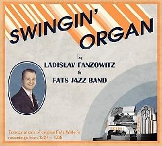 CD Fats Jazz Band – Swingin´ organ