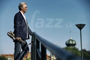 Saxofonista Andy Schofield s albumom pre Animal Music !!!