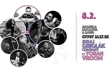 Winter Jazzfest Trnava 2019 - 1.koncert !!!