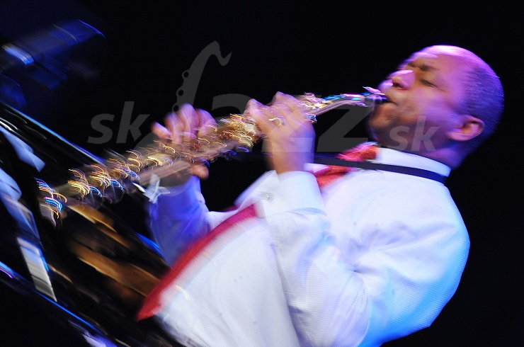 Saxofonista Branford Marsalis !!!