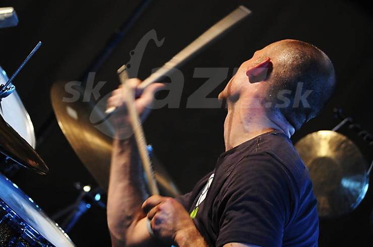 Bubeník Eric Schaefer !!!