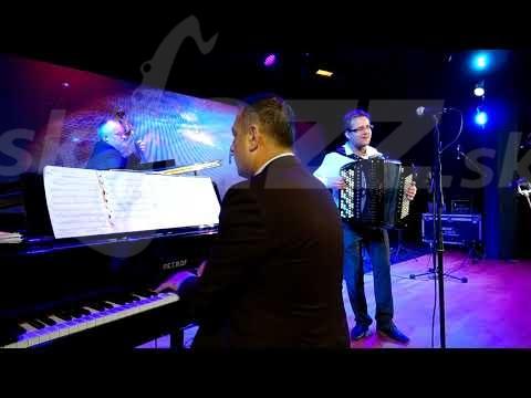 Slovensko - Michal Červienka a Trio !!!