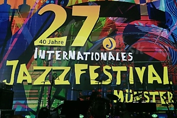 Münster Jazz Festival 2019 !!!