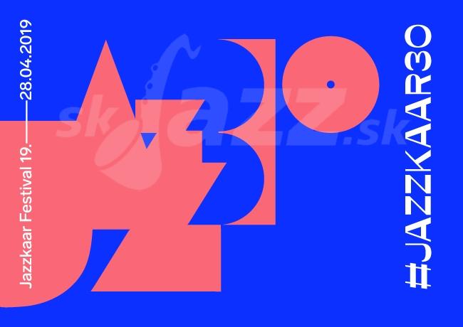 Jubilejný Jazzkaar 2019 !!!