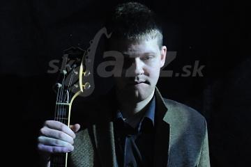 Zvolenčan Peter Palaj nahráva debutový album !!!