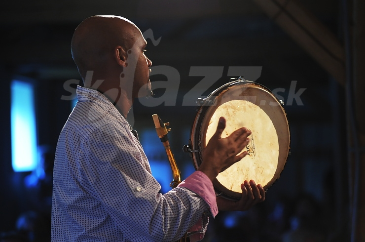 Saxofonista Miguel Zenón !!!