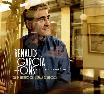 CD Renaud García-Fons – la vie devant soi