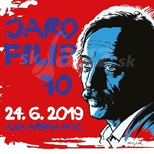 BA: Jaro Filip 70 – spomienkový koncert knedožitým 70-tinám  Jara Filipa...