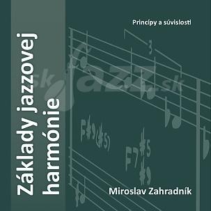 Miroslav Zahradník - Základy jazzovej harmónie