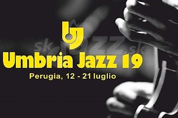 Umbria Jazz Festival 2019 !!!