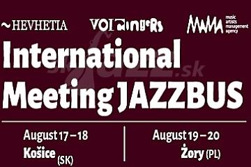 Košický JazzBus plný aj jazzových CD premiér !!!