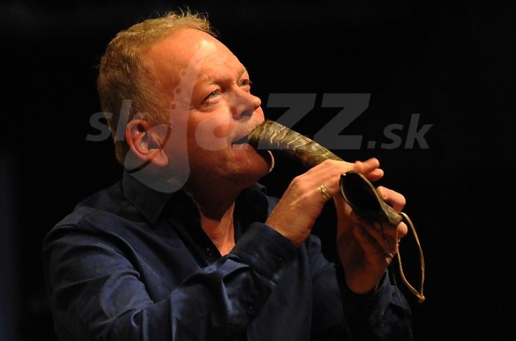Hráč na bukkehorn Karl Seglem !!!