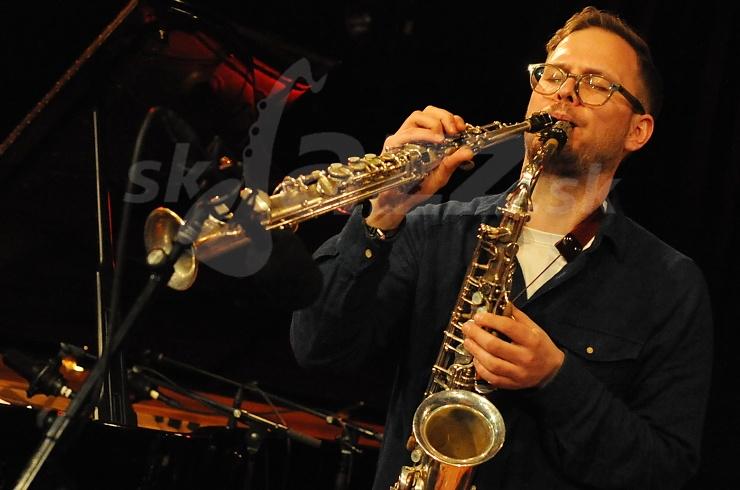 Saxofonista Martin Myhre Olsen !!!