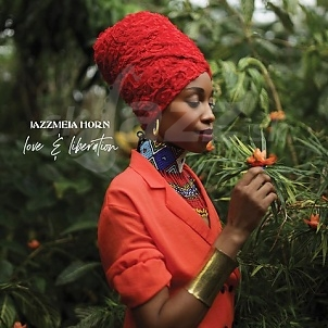 CD Jazzmeia Horn – Love and Liberation