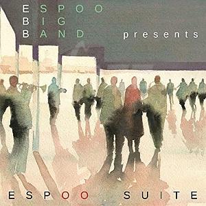 CD Espoo Big Band – Espoo Suite