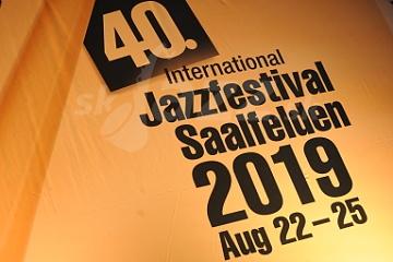 40. Saalfelden Jazz Festival 2019 – 1.deň !!!