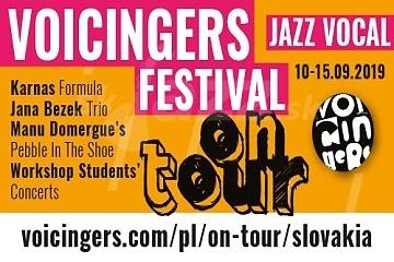 Voicingers - workshopy i koncerty v Košiciach !!!