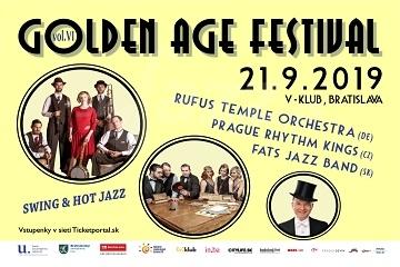 Golden Age Festival 2019 !!!