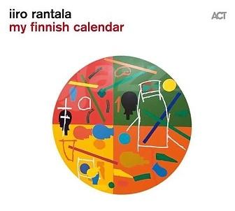 CD Iiro Rantala – My Finnish Calendar