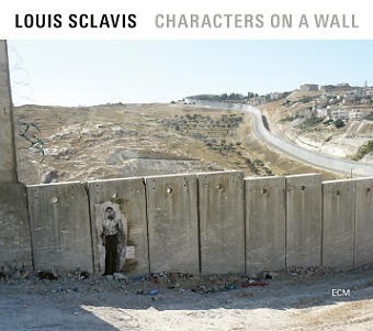 CD  Louis Sclavis – Characters on a Wall