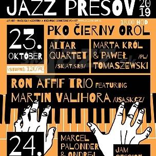 28. ročník festivalu Jazz Prešov 2019 !!!