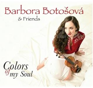 CD Barbora Botošová – Colors of my Soul